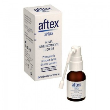 AFTEX SPRAY  1 ENVASE 30 ML...