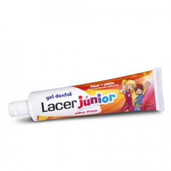 LACER JUNIOR GEL DENTAL  1...