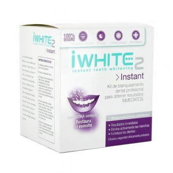 Iwhite 2 Instant Molde...