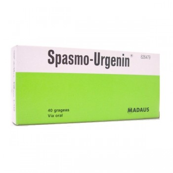 SPASMO-URGENIN 40...