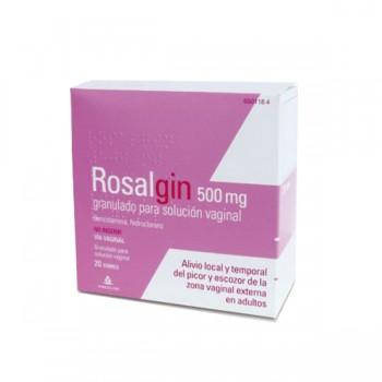 Rosalgin 500 Mg Granulado...
