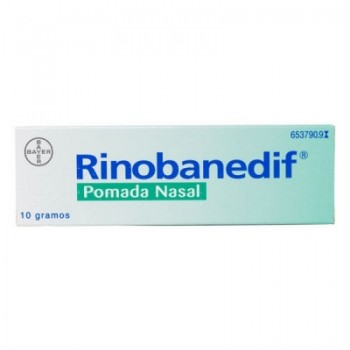 RINOBANEDIF POMADA NASAL 1...