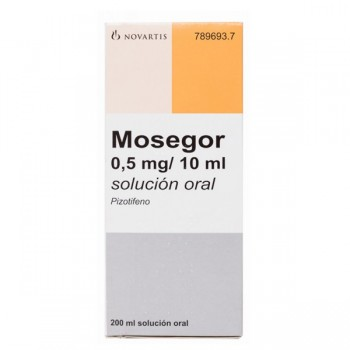 Mosegor 0.25 Mg/5 Ml...