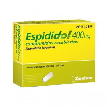 Espididol 400 Mg 12...
