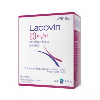Lacovin 20 Mg/ml Solucion...