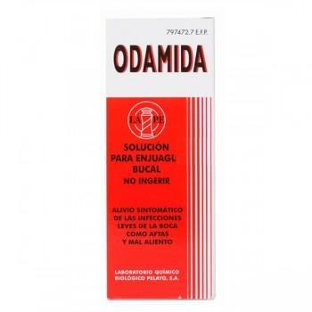 ODAMIDA 1 MG/ML + 2,5 MG/ML...