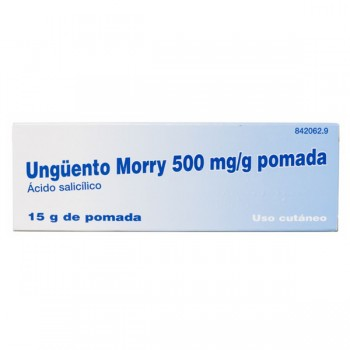UNGUENTO MORRY 500 MG/G 1...