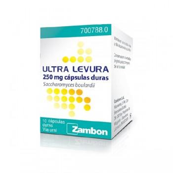 Ultra-levura 250 Mg 10...