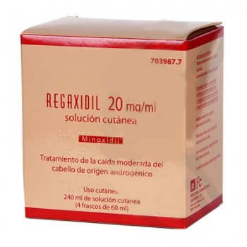 Regaxidil 20 Mg/ml Solucion...
