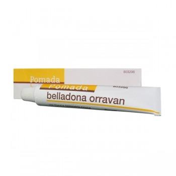 Pomada Belladona Orravan...