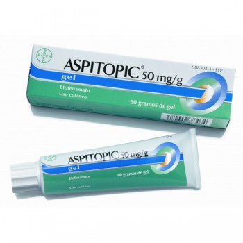 Aspitopic 50 Mg/g Gel...