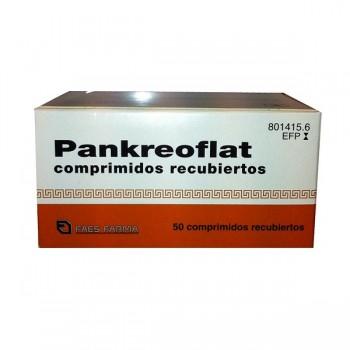 Pankreoflat Grageas 6000 U...