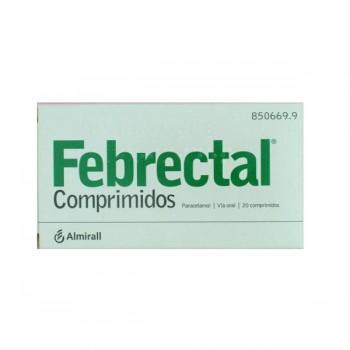Febrectal 650 Mg 20...