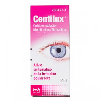 Centilux 0.25 Mg/ml + 5...
