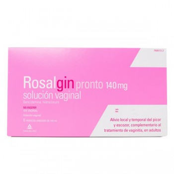 Rosalgin Pronto 140 Mg...