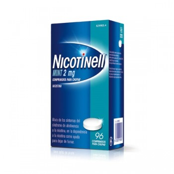 Nicotinell Mint 2 Mg 96...