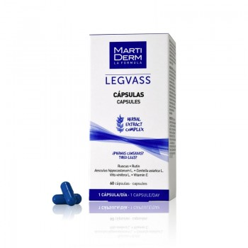 Martiderm Legvass Oral  60...