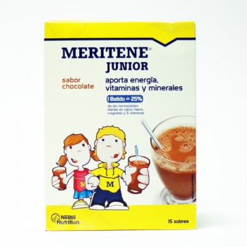 MERITENE JUNIOR  15 SOBRES...