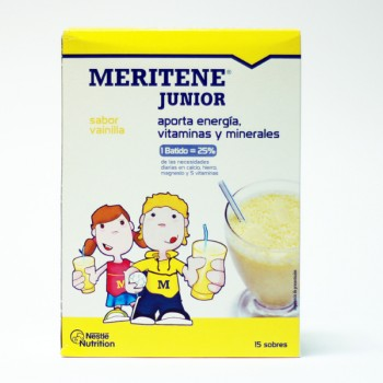 MERITENE JUNIOR  30 G 15...