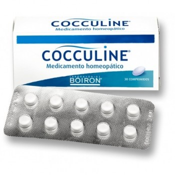 Cocculine 30 Comprimidos Boiro
