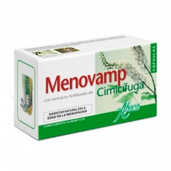 MENOVAMP CIMIFUGA  60 CAPSULAS