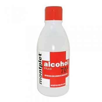ALCOHOL MONTPLET 70 250 ML