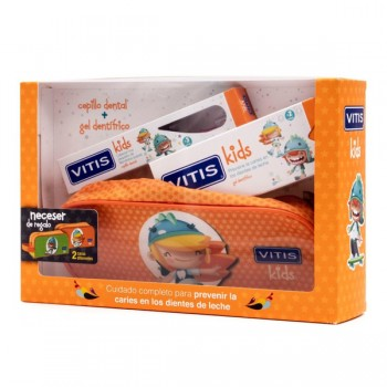 VITIS KIDS GEL DENTIFRICO +...