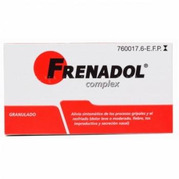 FRENADOL COMPLEX 10 SOBRES...