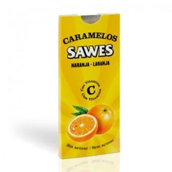 SAWES CARAMELOS BLISTER SIN...