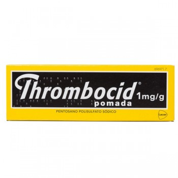 THROMBOCID 1 MG/G POMADA 1...