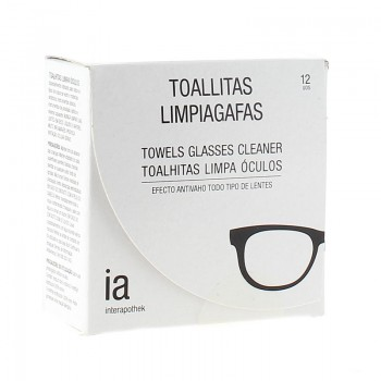 INTERAPOTHEK TOALLITAS...