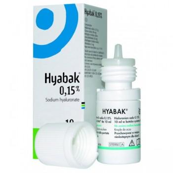 HYABAK 0.15% SOLUCION...