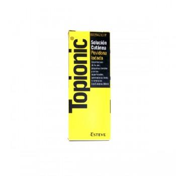 TOPIONIC 100 MG/ML SOLUCION...