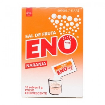 SAL DE FRUTA ENO 5 G 10...