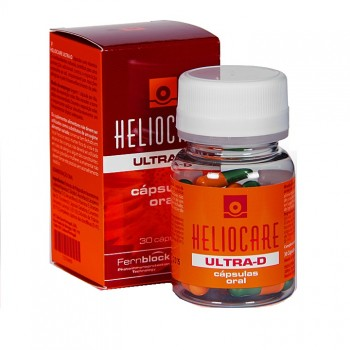 HELIOCARE ULTRA-D  30 CAPSULAS