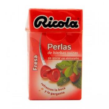 RICOLA PERLAS SIN AZUCAR...