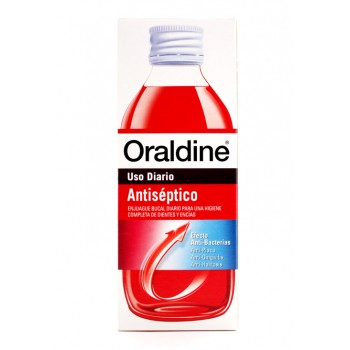 ORALDINE ANTISEPTICO  400 ML