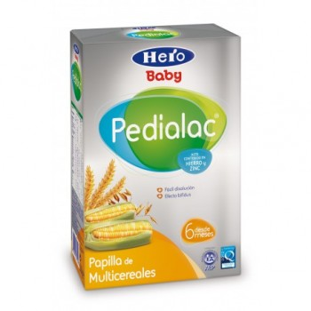 Pedialac Papilla 8 Cereales...