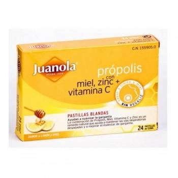 Juanola Propolis Pastillas...
