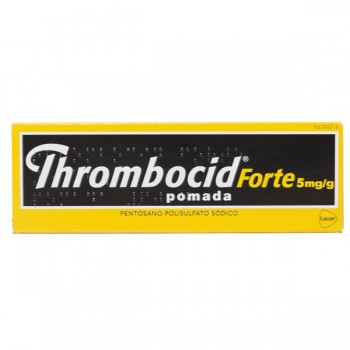 Thrombocid Forte 5 Mg/g...